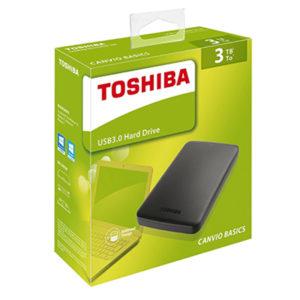 Toshiba externo 3TB