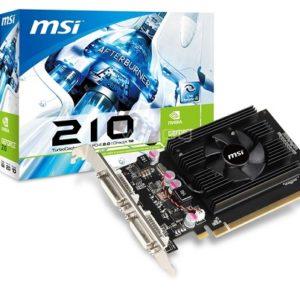 MSI 210 1GB DDR3